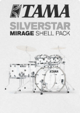 Tama Silverstar Mirage Crystal Ice