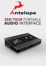 Antilope Audio Zen Tour Bærbart Audio Interface