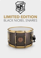 SJC Custom Drums Limited Edition Skarptrommer