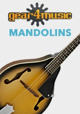Gear4music Mandoliner