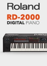 Roland RD-2000 Digital Scene Piano