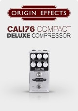 Origin Effects Cali76 Compact Deluxe Kompressorpedal