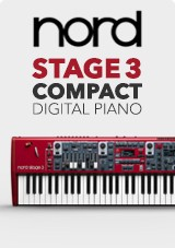 Nord Stage 3 Kompakt Digitalt Piano