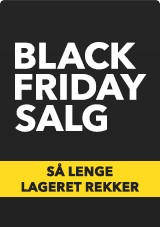 Black Friday Tilbud 2017