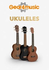 Gear4music ukuleler